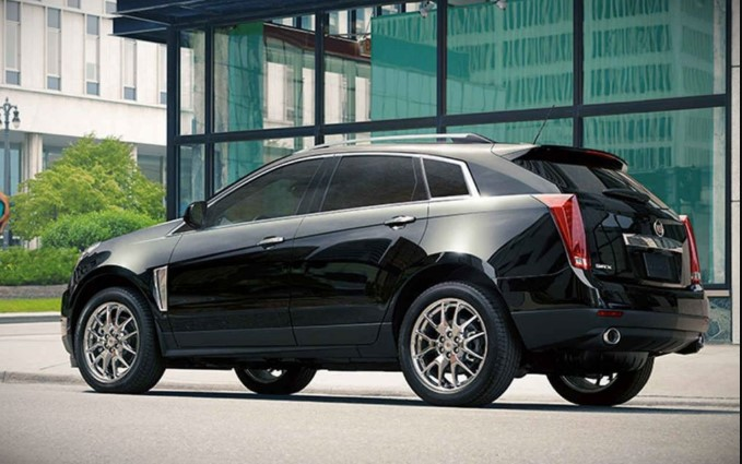 52 The Best 2020 Cadillac SRX Release