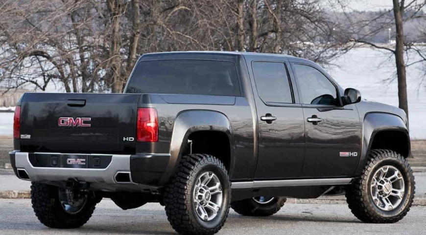 52 The Best 2020 GMC Canyon Denali Review and Release date