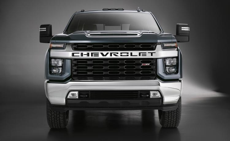 52 The Best 2020 Silverado 1500 2500 Hd Exterior and Interior