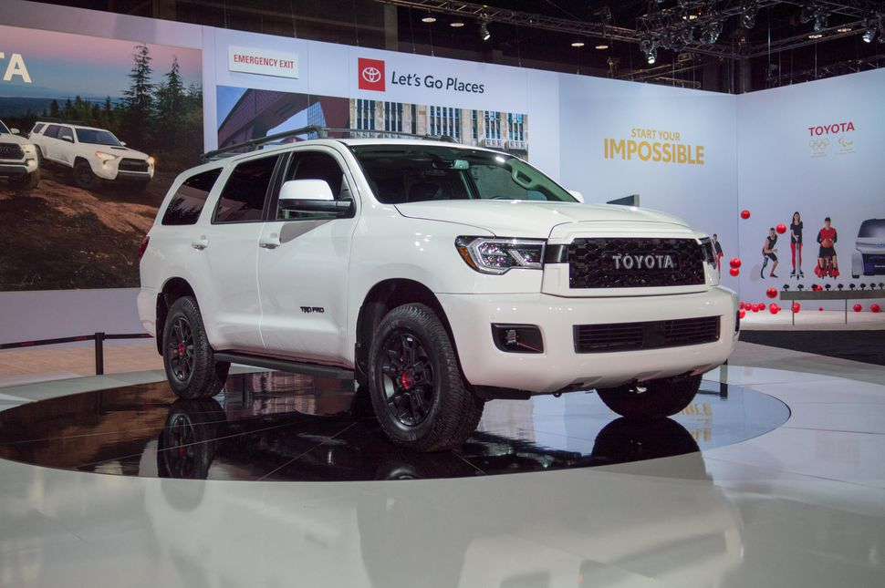 52 The Best 2020 Toyota Sequoias Model