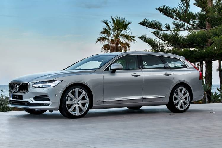 52 The Volvo V90 Specs and Review