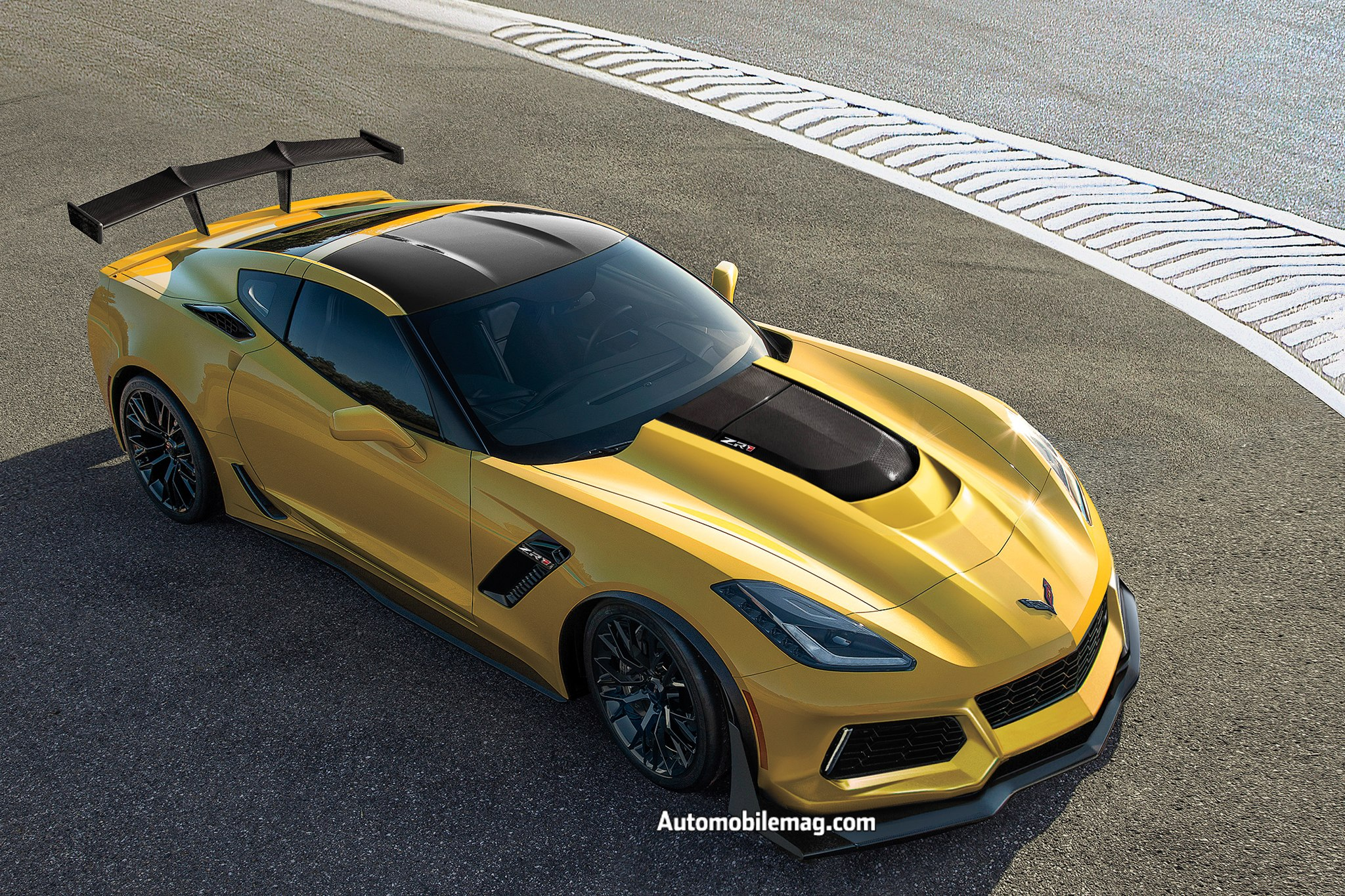 53 A 2019 Chevrolet Corvette Zora Zr1 Redesign and Concept