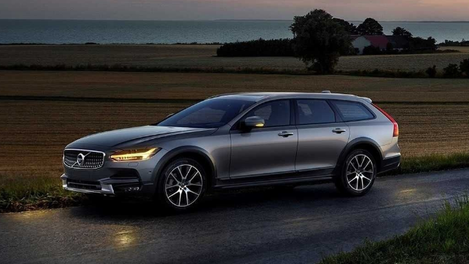 53 A 2019 Volvo Xc70 Overview