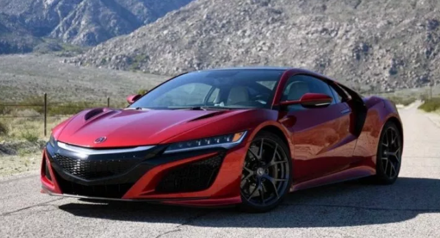 53 A 2020 Acura Nsx Type R Spesification