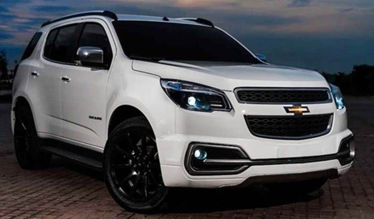 53 A 2020 Chevrolet Trailblazer Ss Picture