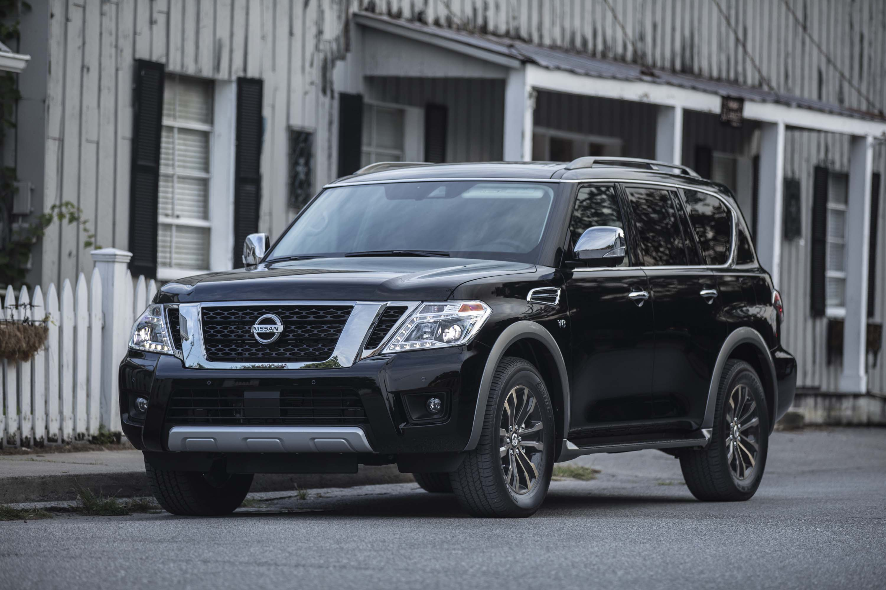 53 A 2020 Nissan Armada Spesification