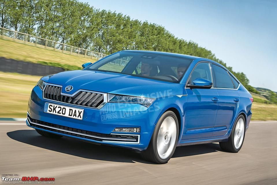 53 A 2020 Skoda Octavia Review