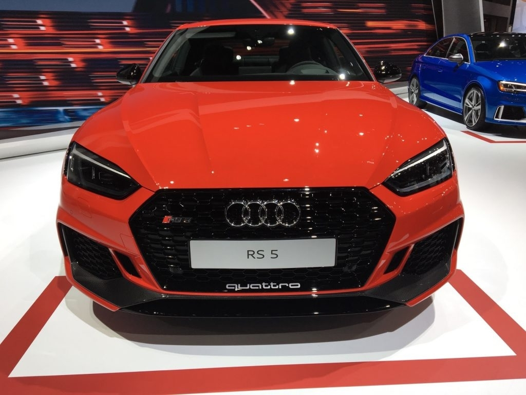 53 All New 2019 Audi Rs5 Tdi Concept and Review