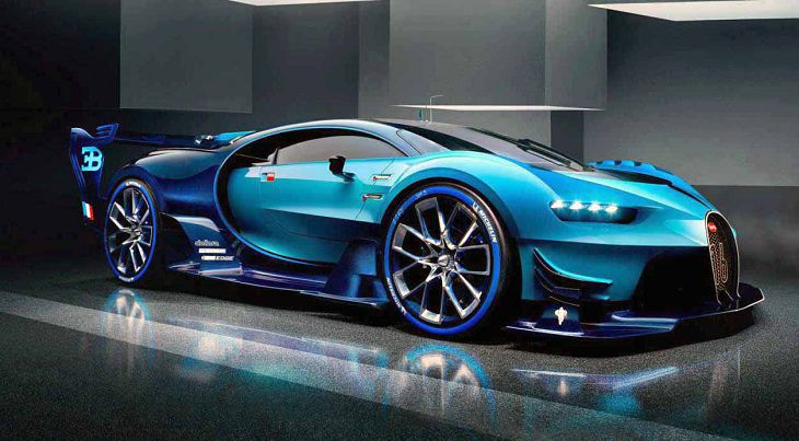 53 All New 2019 Bugatti Veyron Concept