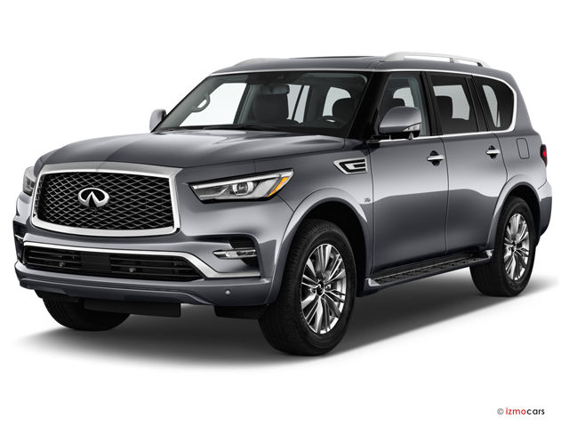 53 All New 2019 Infiniti Qx80 Suv Concept and Review