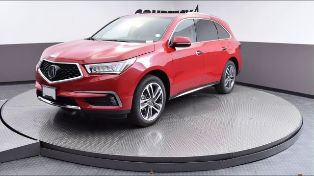 53 All New 2020 Acura MDX Hybrid Model