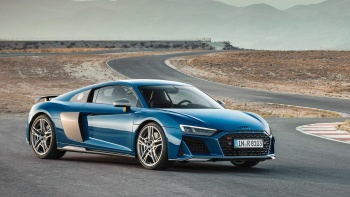 53 All New 2020 Audi R8 V10 Spyder Picture