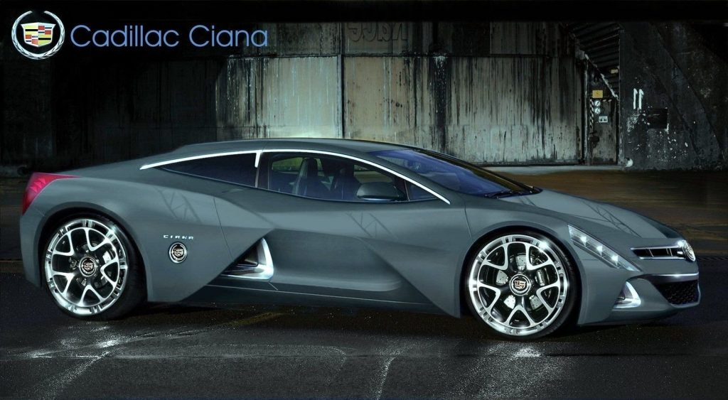 53 All New 2020 Cadillac Ciana Picture
