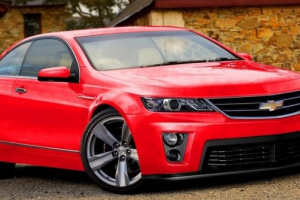 53 All New 2020 Chevy Monte Carlo Exterior