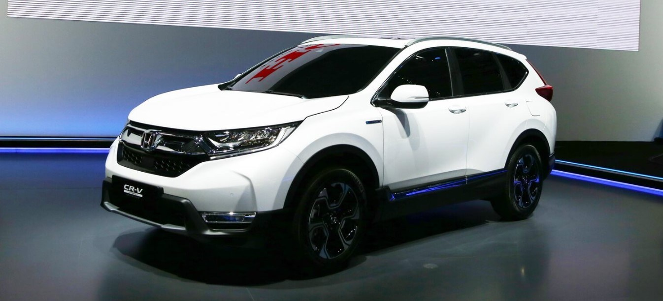 53 All New 2020 Honda CRV Redesign and Concept