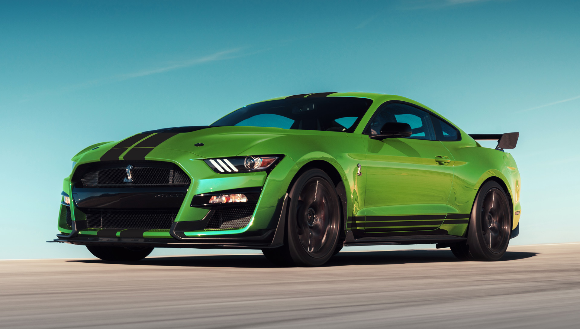 53 All New 2020 Mustang Gt500 Performance