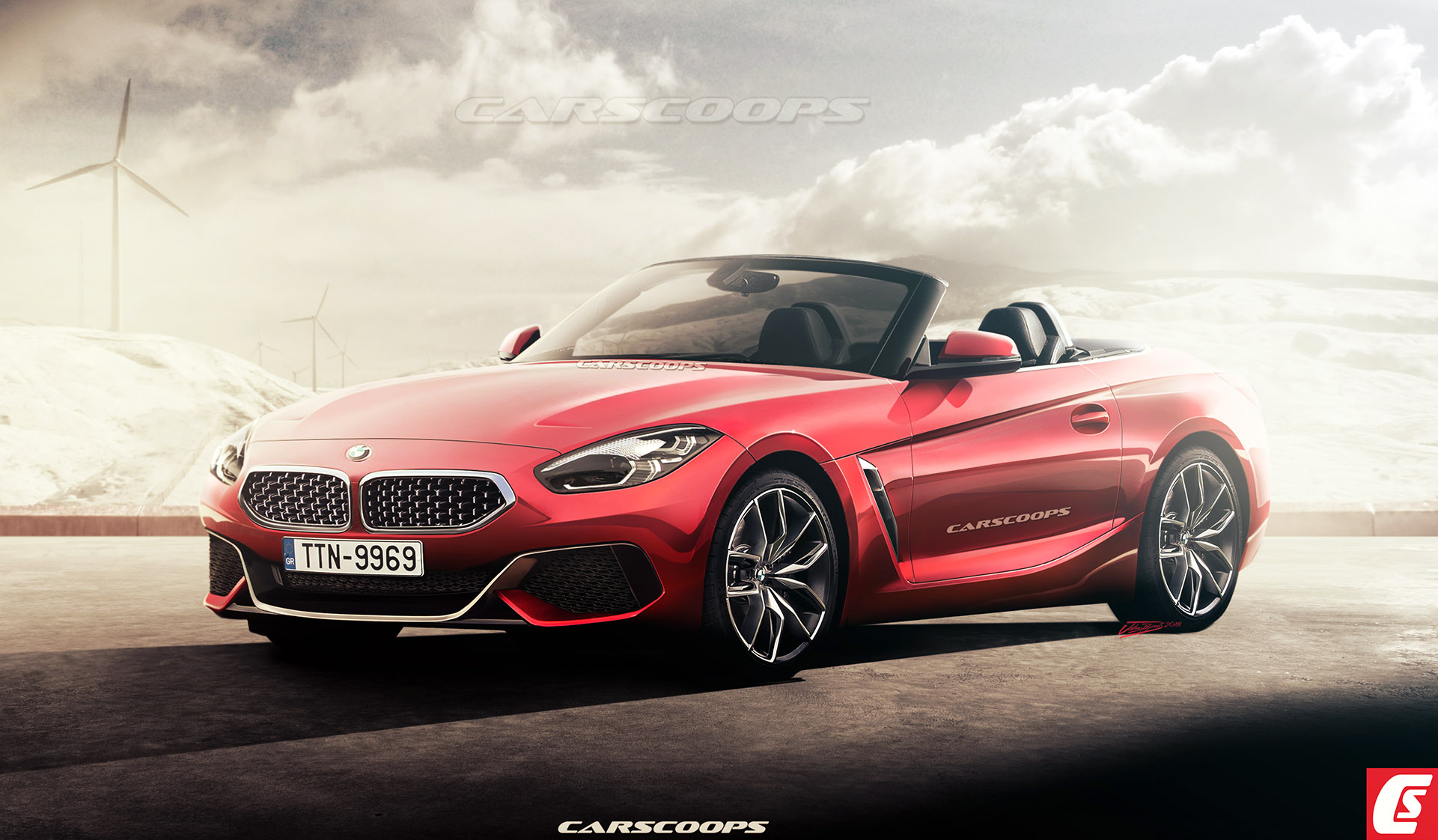 53 New 2019 BMW Z4 Roadster New Model and Performance