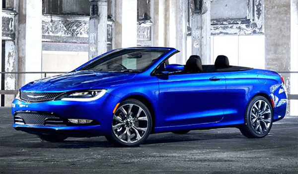 53 New 2019 Chrysler 200 Convertible Speed Test