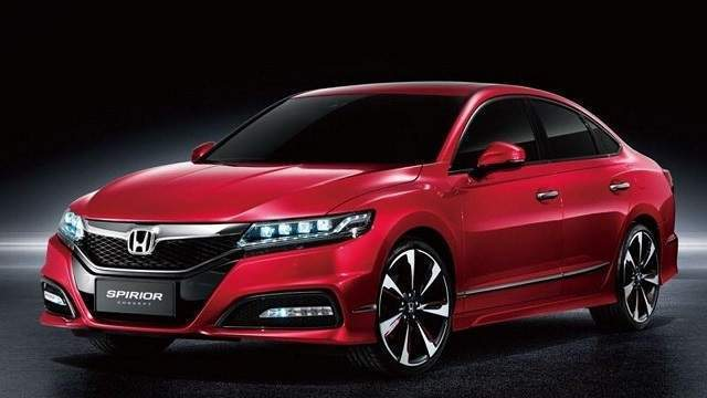 53 New 2019 Honda Accord Spirior Rumors