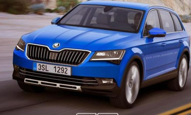 53 New 2019 Skoda Snowman Full Preview Pricing