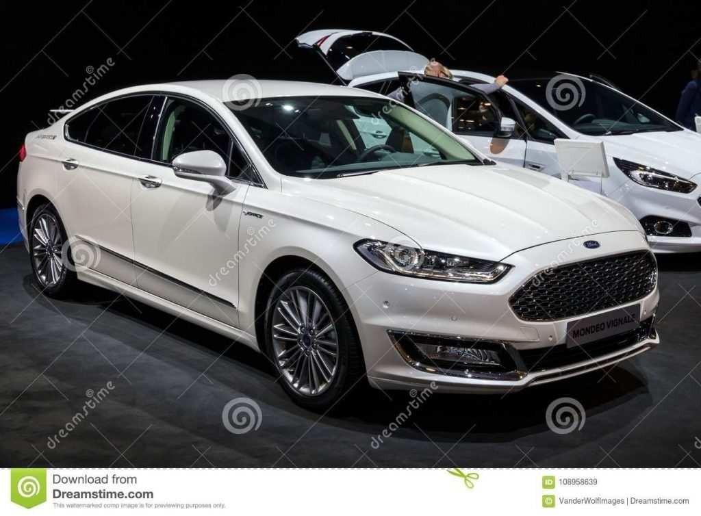 53 New 2020 Ford Mondeo Vignale Specs