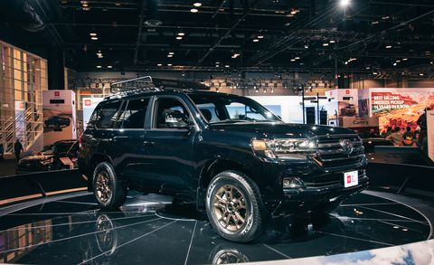 53 New 2020 Toyota Land Cruiser Picture