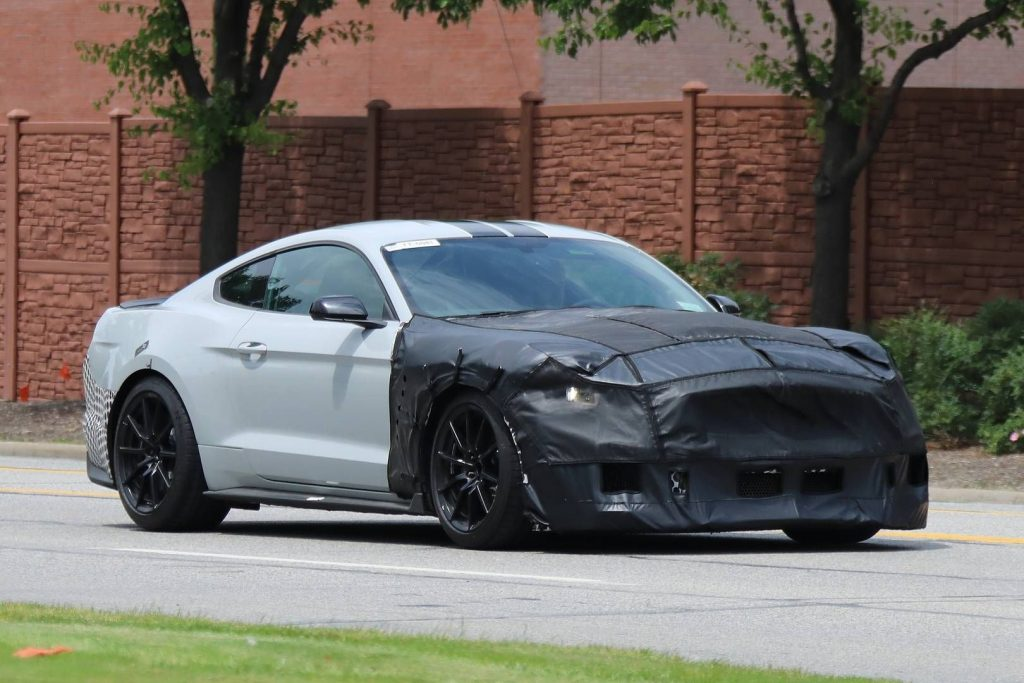 53 New Spy Shots Ford Mustang Svt Gt 500 Price