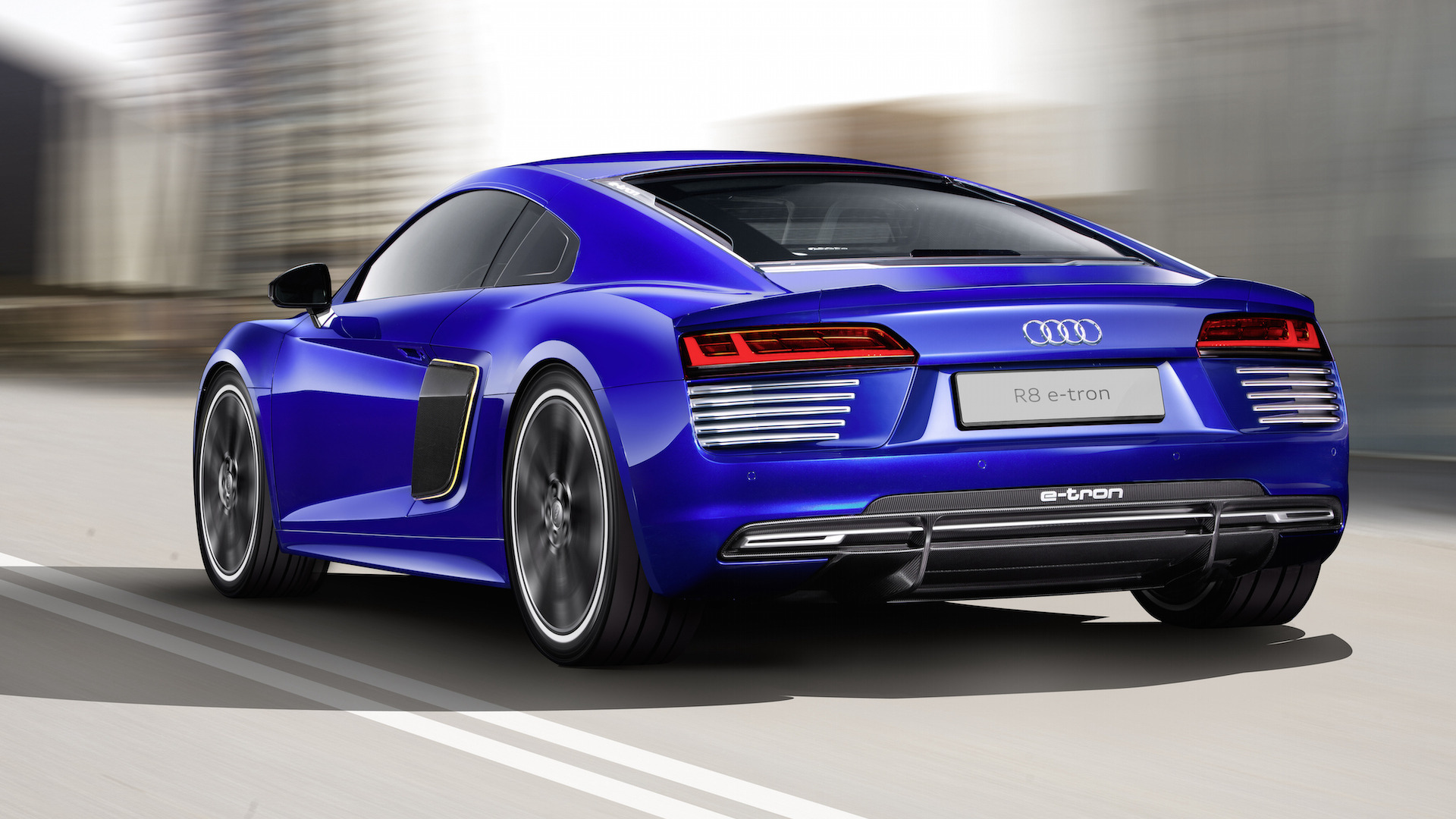 53 The 2020 Audi R8 E Tron Redesign and Concept