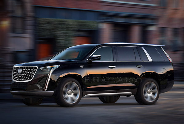 53 The 2020 Cadillac Escalade Vsport Specs and Review
