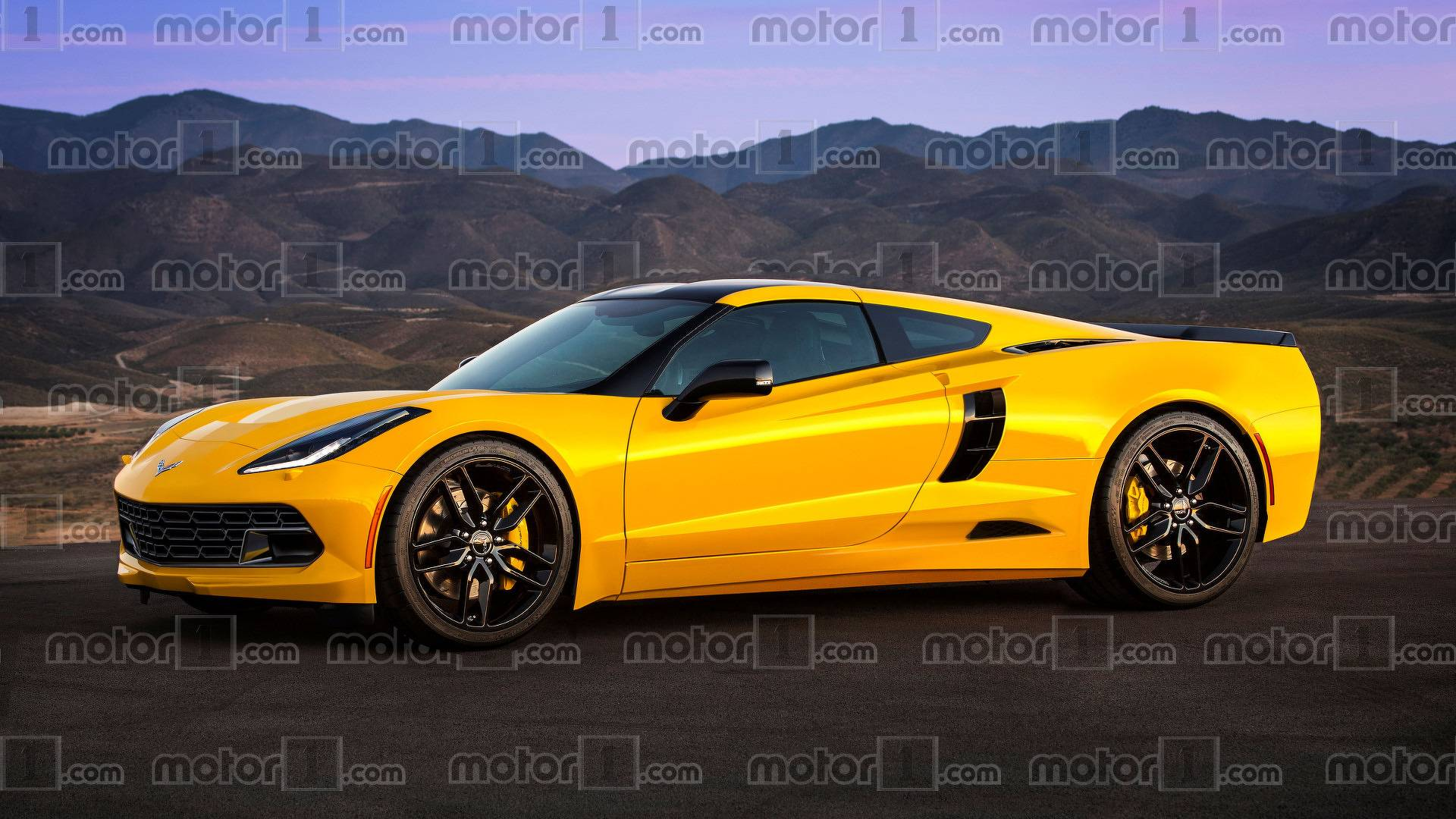 53 The 2020 Corvette ZR1 Model