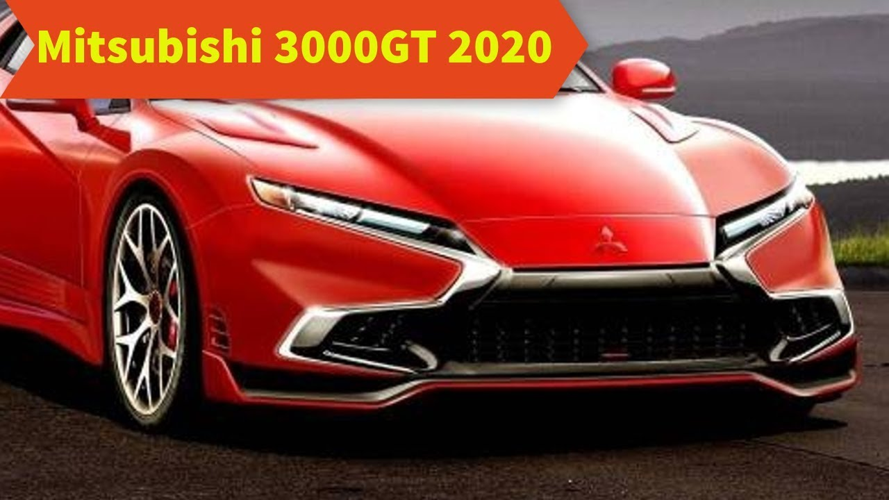 53 The 2020 Mitsubishi 3000Gt Review