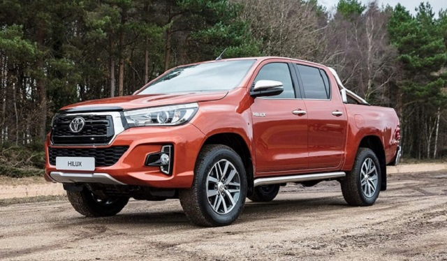 53 The 2020 Toyota Hilux Ratings