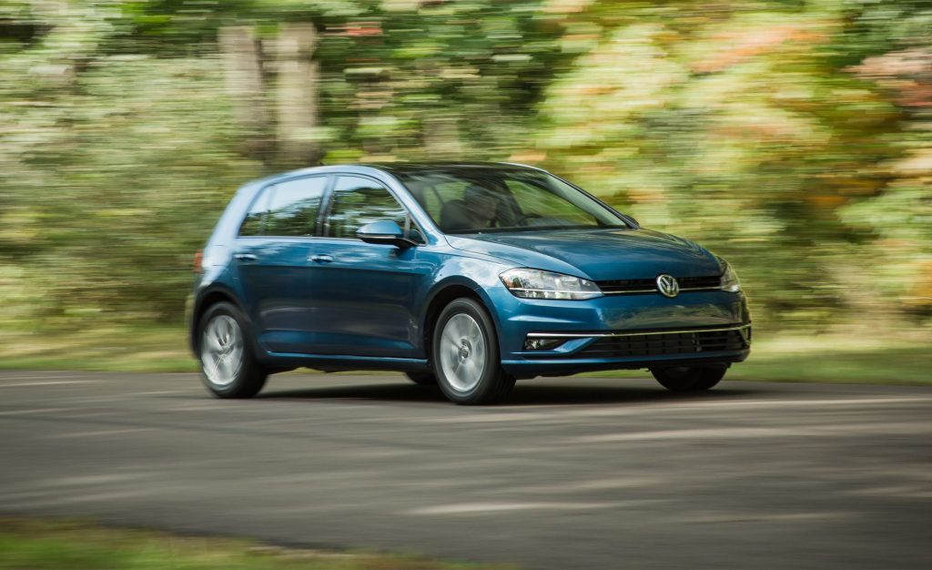 53 The 2020 Volkswagen Golf GTD Model
