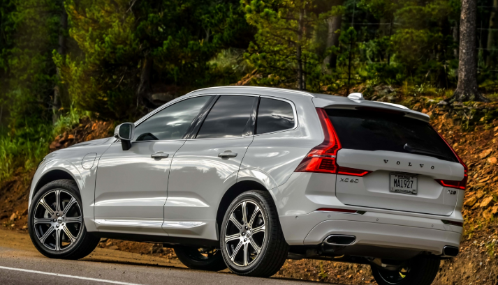 53 The 2020 Volvo XC60 Review and Release date