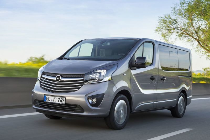 53 The Best 2019 Opel Vivaro New Concept