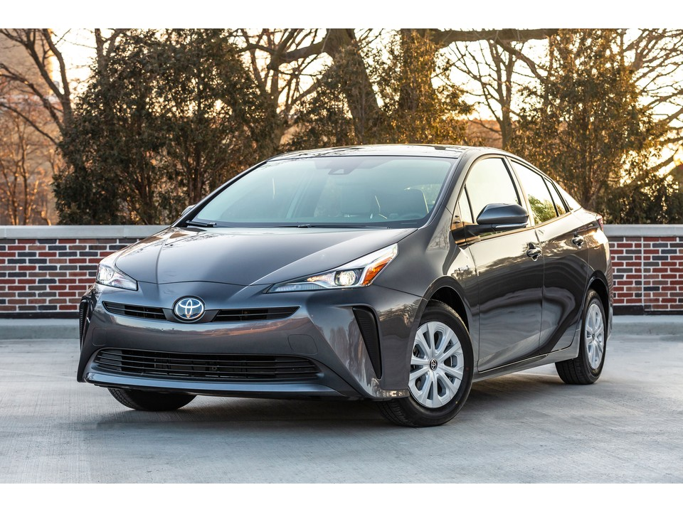 53 The Best 2019 Toyota Prius Pictures Redesign and Concept
