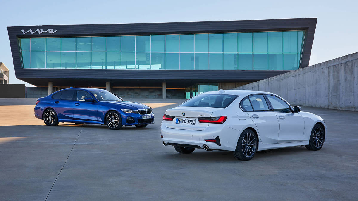 53 The Best 2020 BMW 3 Series Photos