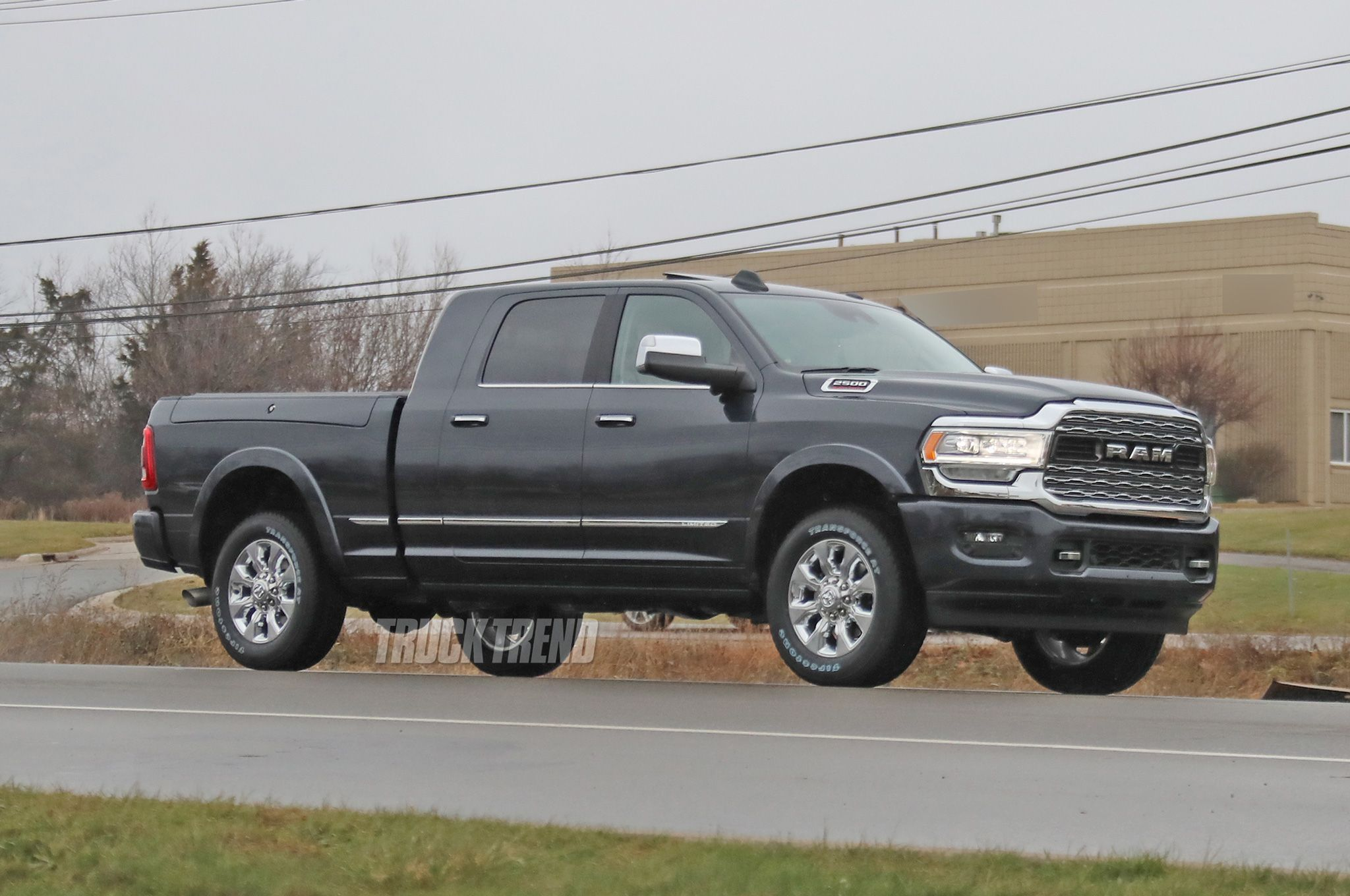 Complete Car Info For 53 The Best 2020 Dodge Ram 2500