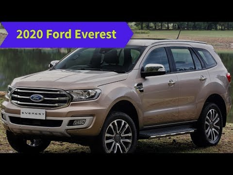 53 The Best 2020 Ford Everest Configurations