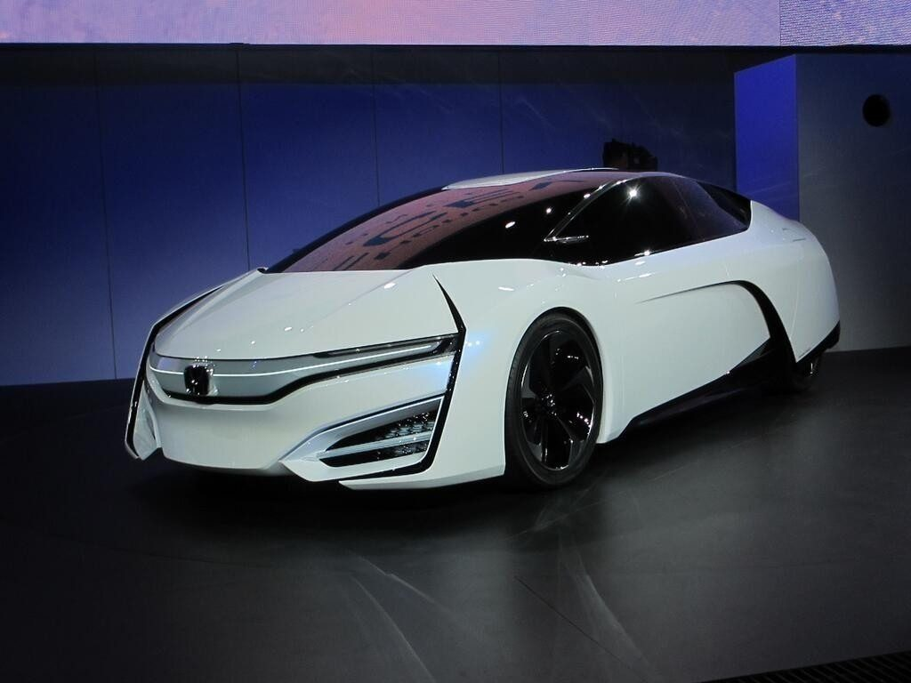 53 The Best 2020 Honda Fcev Pictures