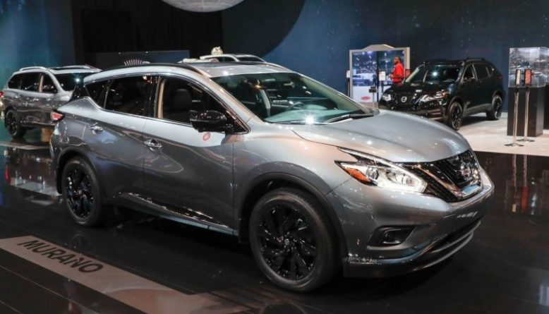 53 The Best 2020 Nissan Murano Exterior and Interior