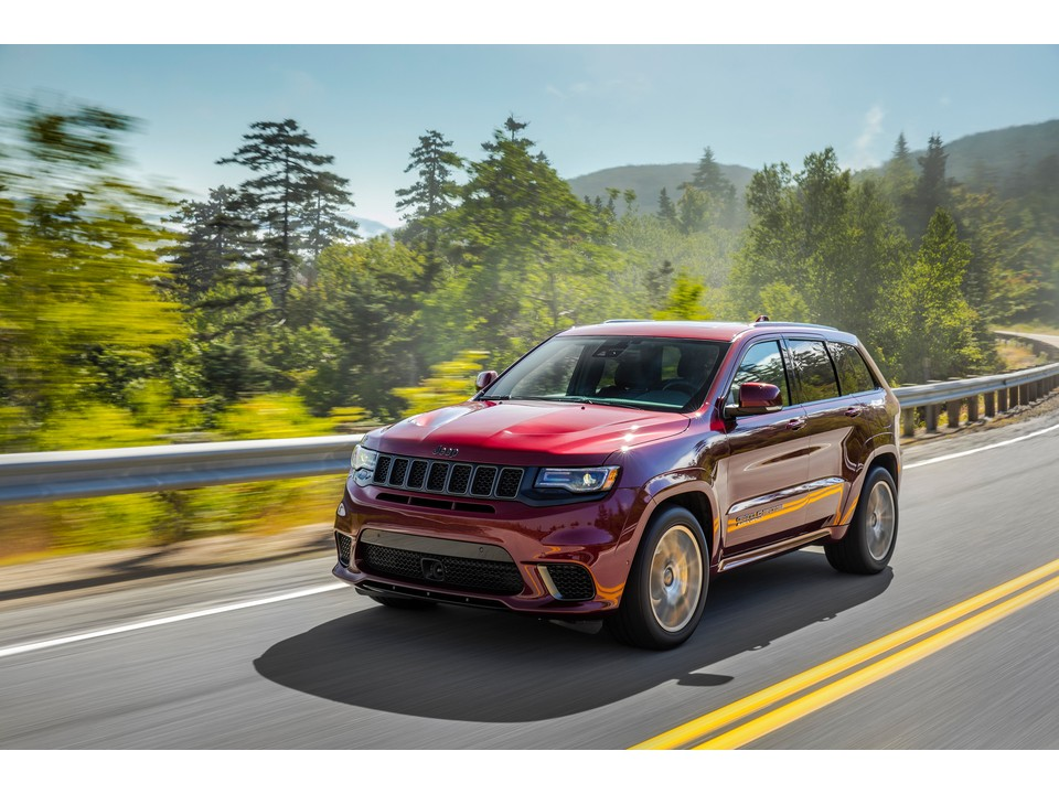 53 The Jeep Grand Cherokee Specs and Review