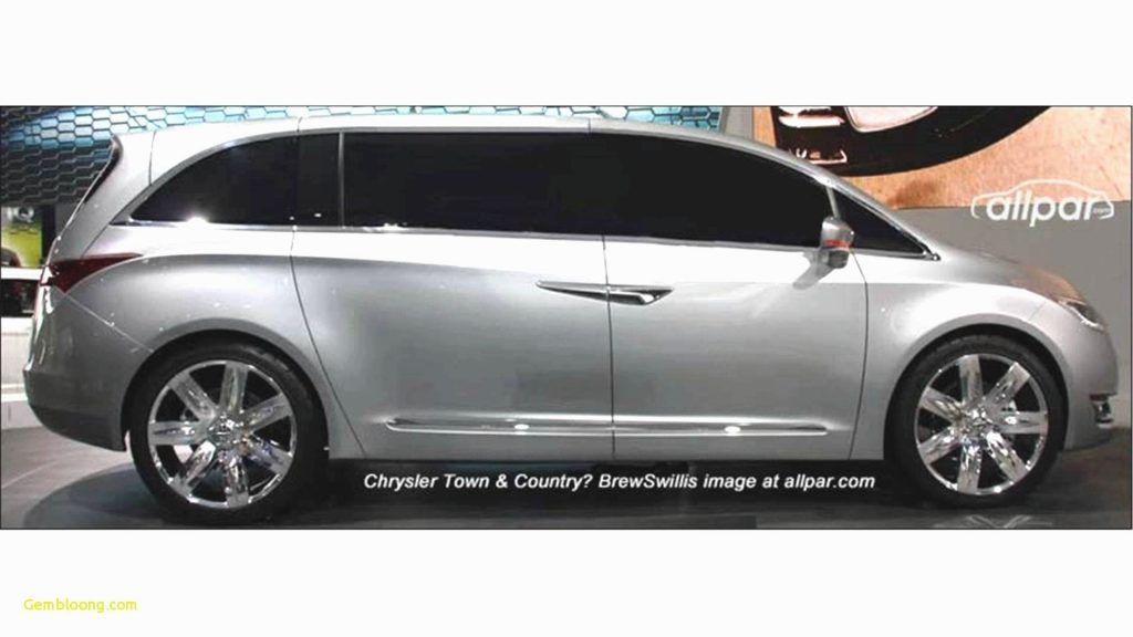 54 A 2019 Chrysler Town Country Awd First Drive
