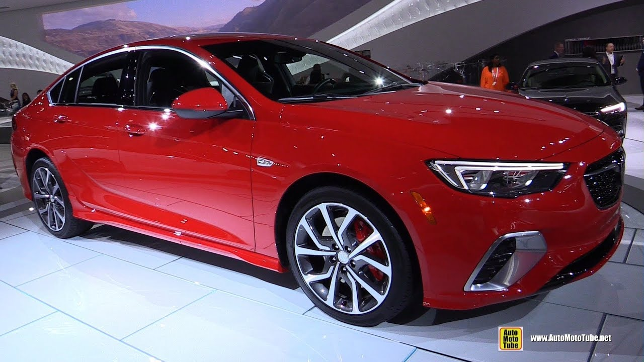 54 A 2020 Buick Regal Gs Coupe Style
