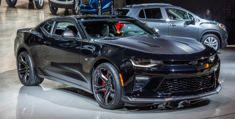 54 A 2020 Chevy Camaro Price and Review
