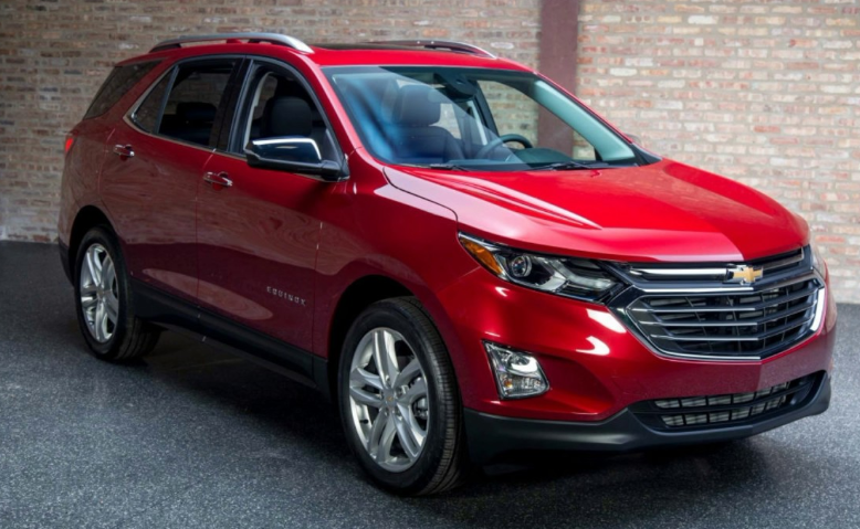 54 A 2020 Chevy Equinox Review and Release date
