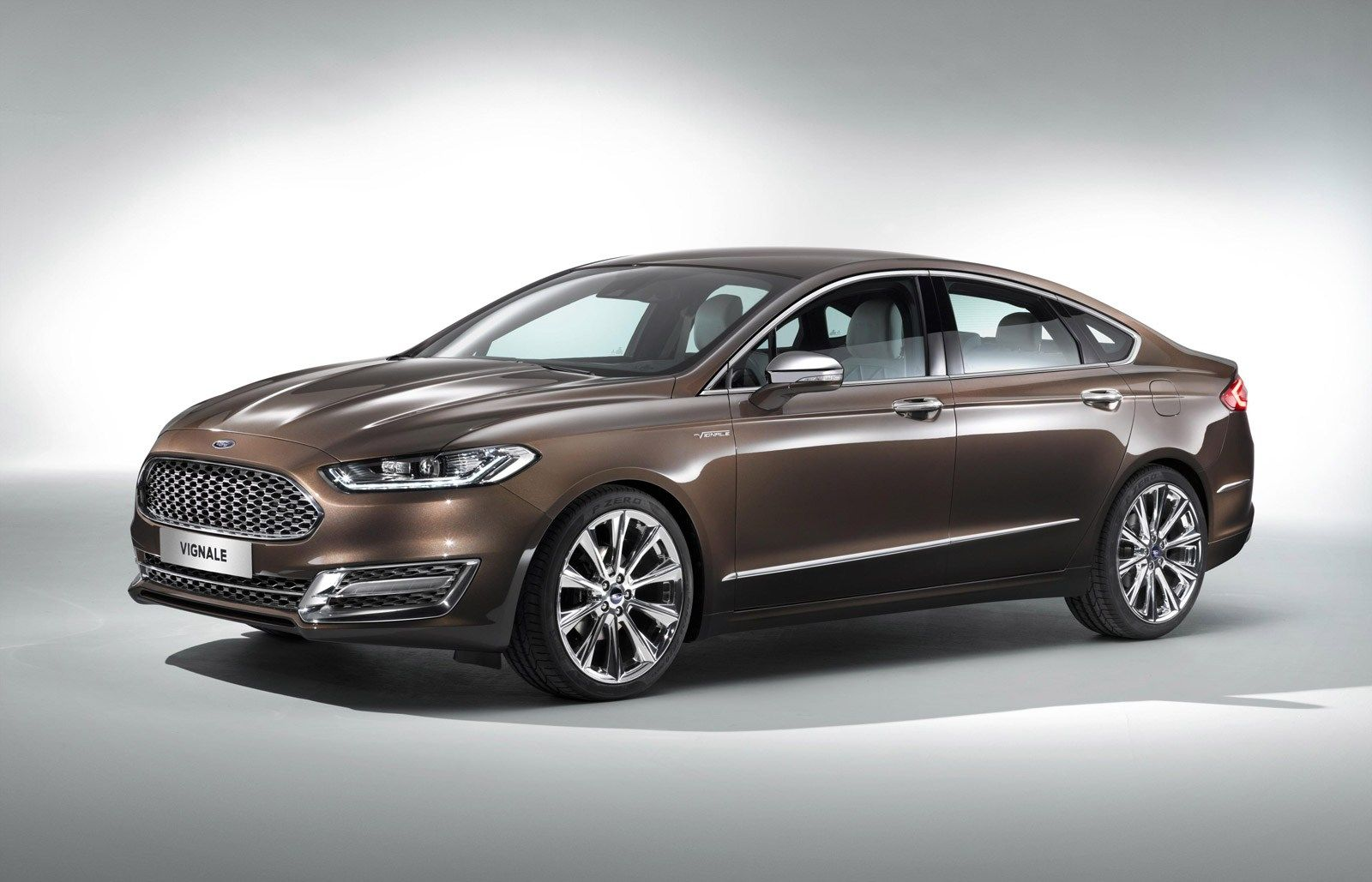 54 A 2020 Ford Mondeo Vignale Style