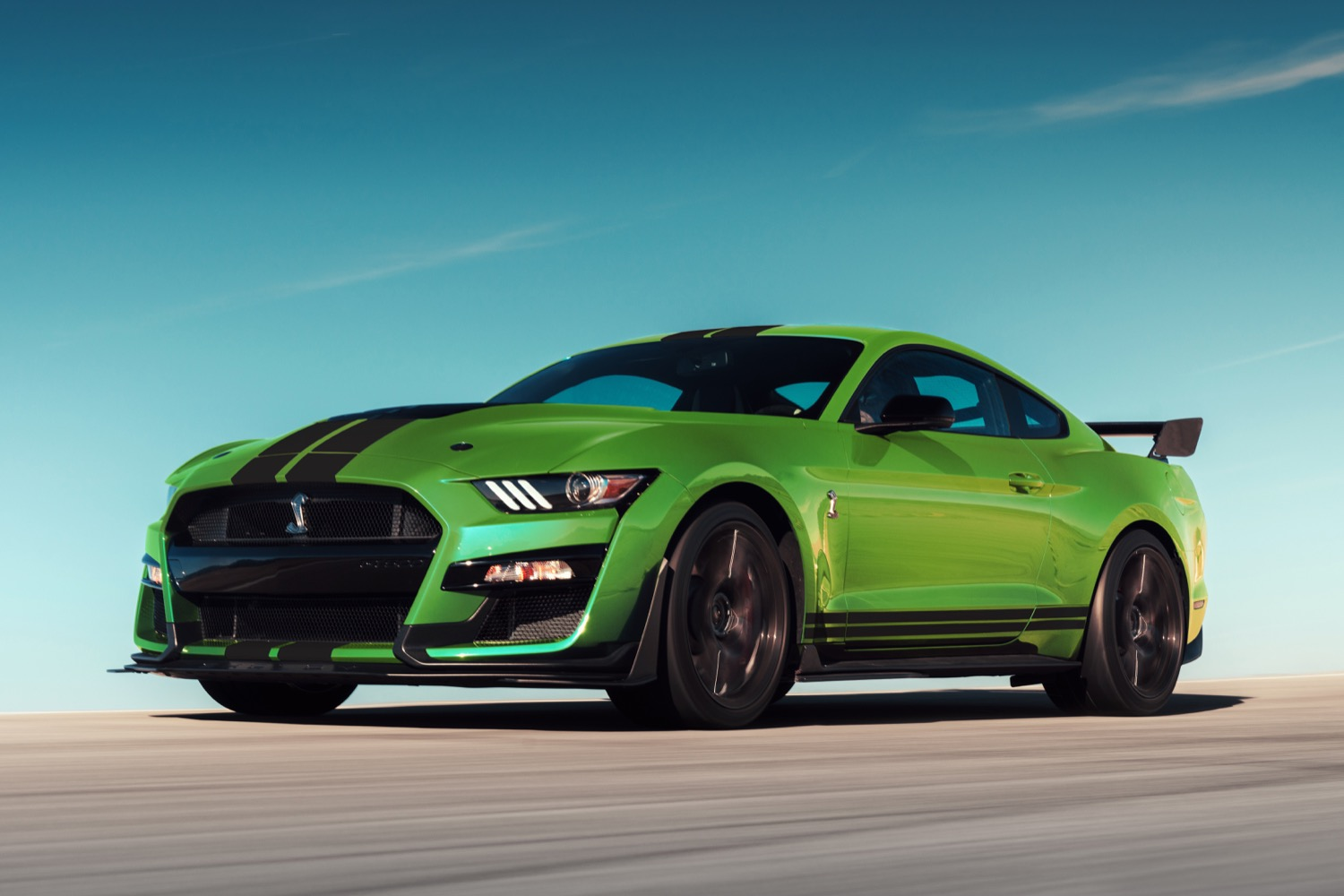 54 A 2020 Ford Mustangand Specs