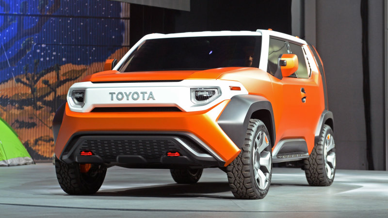 54 A 2020 Honda Element New Concept