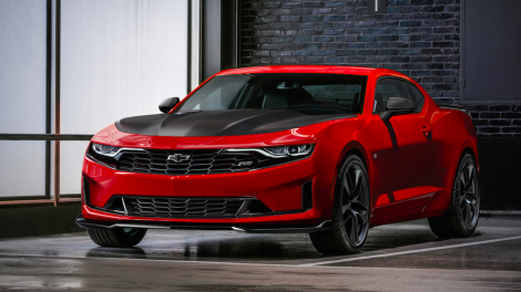 54 A 2020 The Camaro Ss Rumors